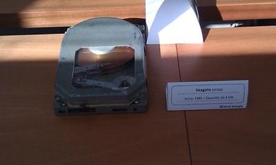 Archivio Kroll Ontrack - Hard disk Seagate del 1985