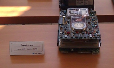 Archivio Kroll Ontrack - Hard disk Seagate del 1987