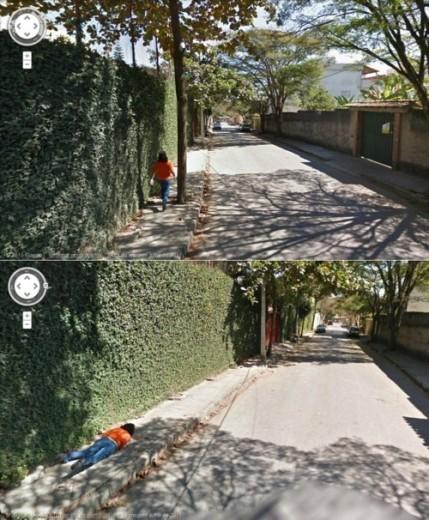 Google Street View: donna cade