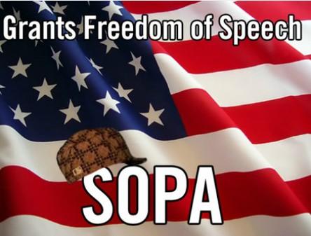 Internet contro SOPA e PIPA