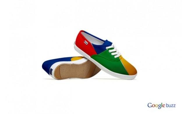 Le scarpe di Google