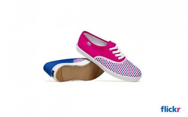 Le scarpe di Flickr