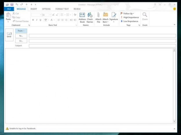 Office 2013: outlook