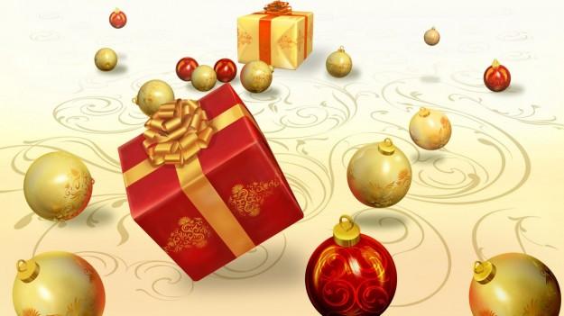Palline e regali