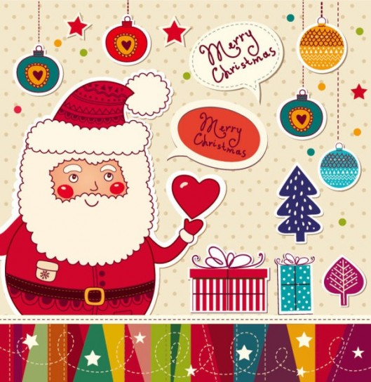 Babbo Natale e regali