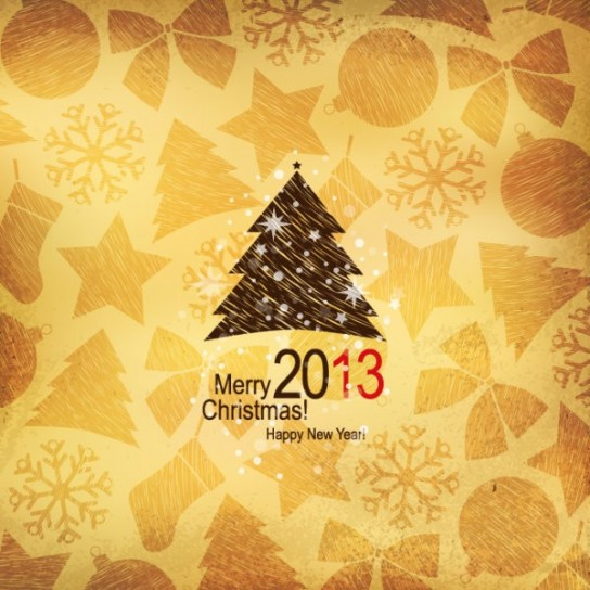 Merry Christmas and happy 2013