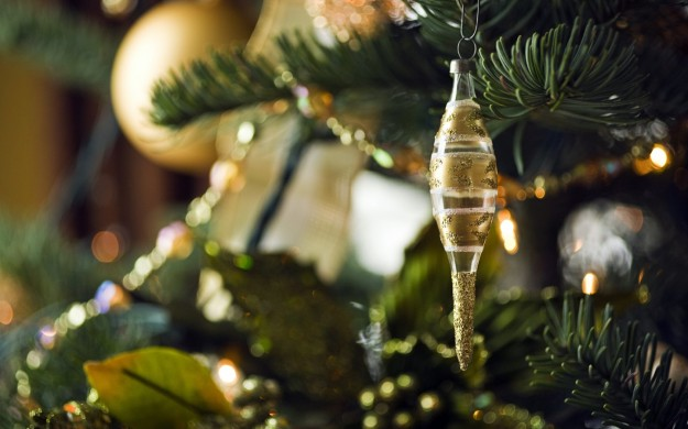 Decorazioni di Natale per l'albero
