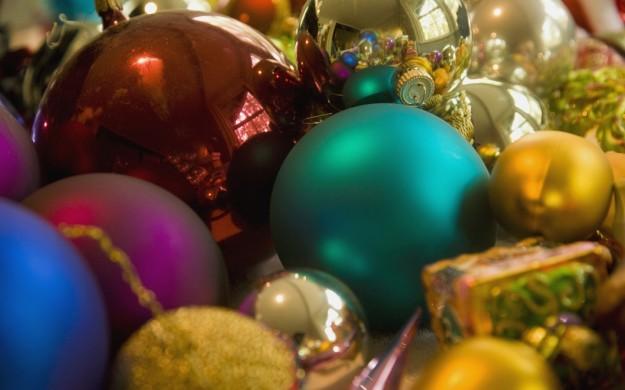Palline per l'albero di Natale