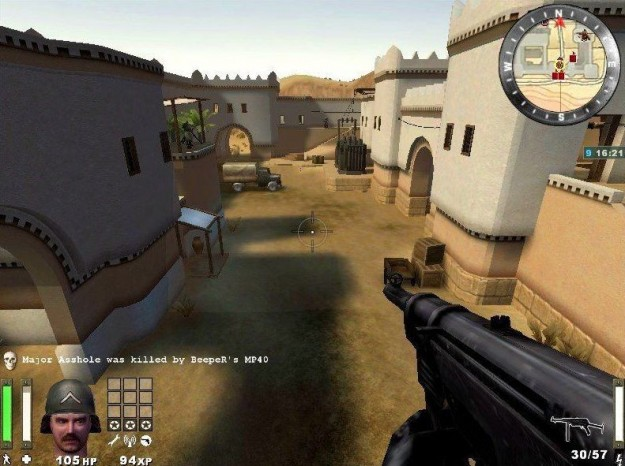 Wolfenstein Enemy Territory: gioco di guerra