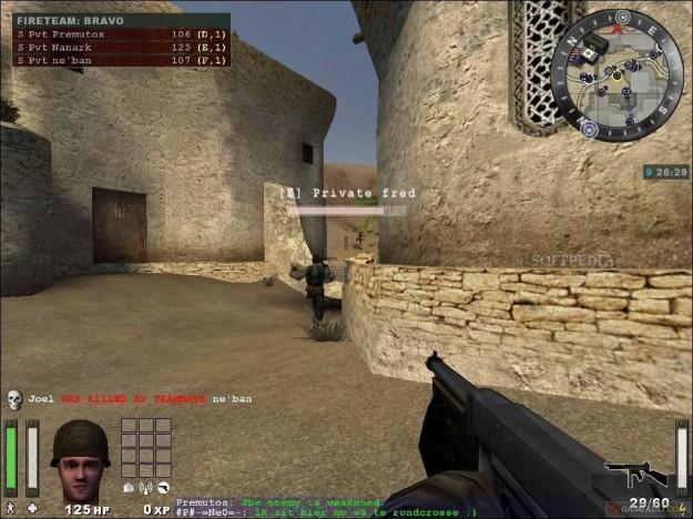 Wolfenstein Enemy Territory in multiplayer