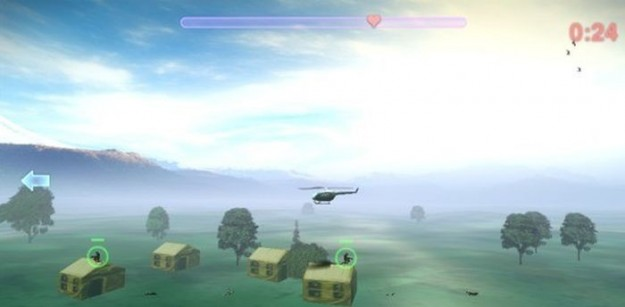 Chopper: action game