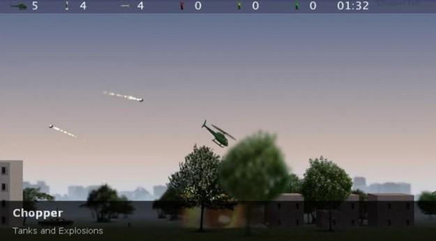 Elicottero di Chopper