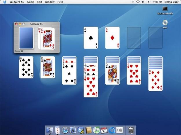 Solitaire XL per Mac