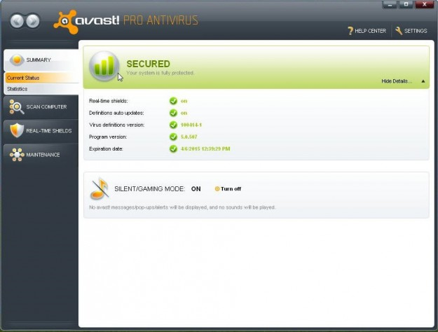 Avast Antivirus