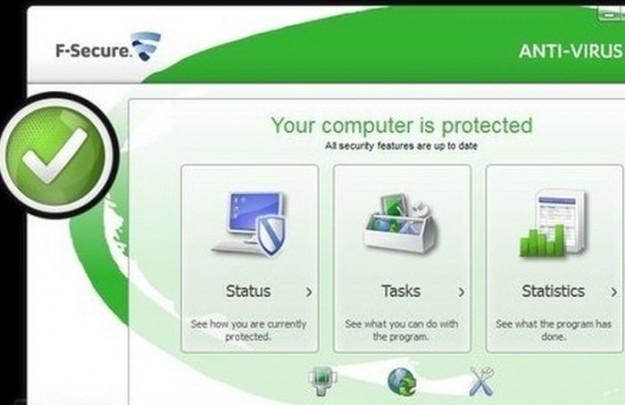 F-Secure Antivirus 2011
