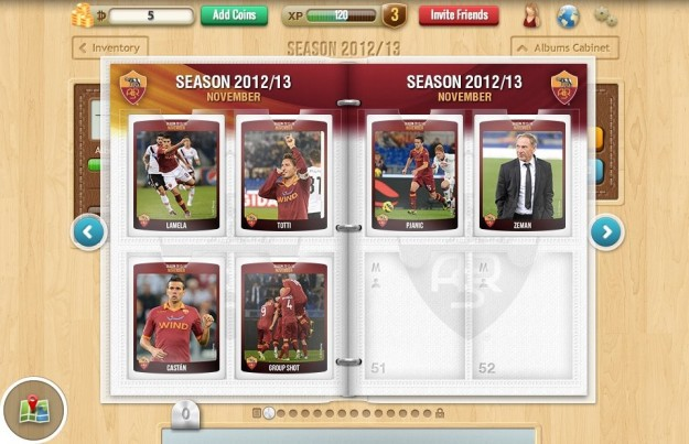 AS Roma Collections