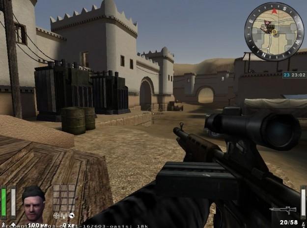 Wolfenstein Enemy Territory gratis