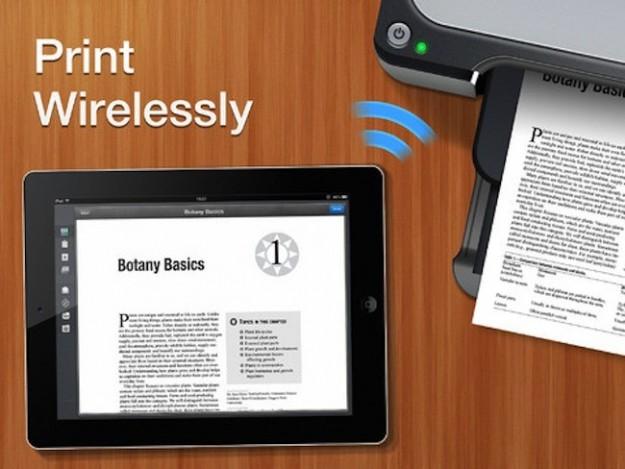 Stampa wireless con Pinter Pro