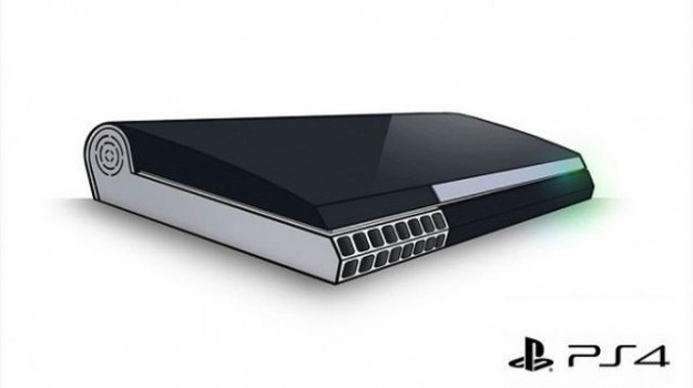 Concept di PlayStation 4