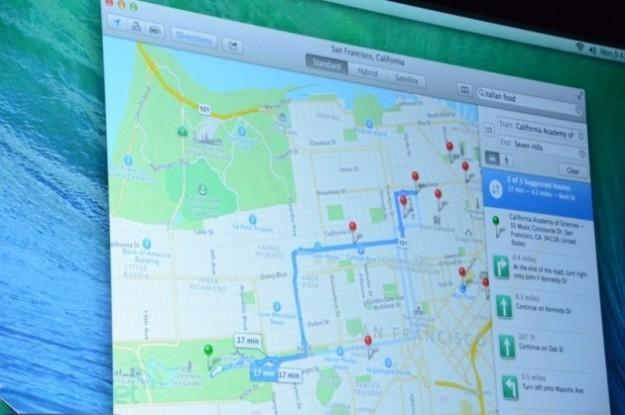 Il nuovo Maps