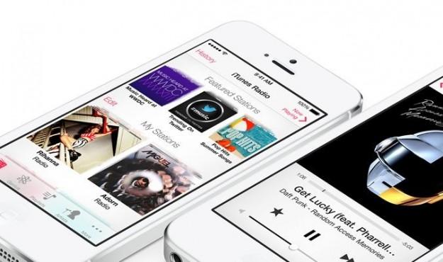 La radio di Apple