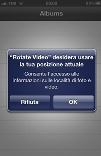 Come tagliare un video su iPhone