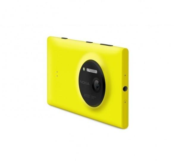 Lo smartphone Nokia Lumia 1020