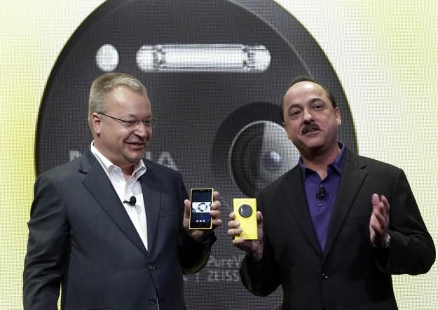 Presentazione del Nokia Lumia 1020