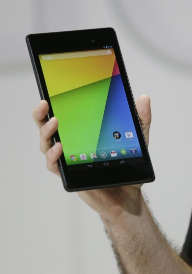 Android 4.3 Jelly Bean sul Nexus 7