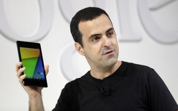 Il nuovo Android sul Nexus 7