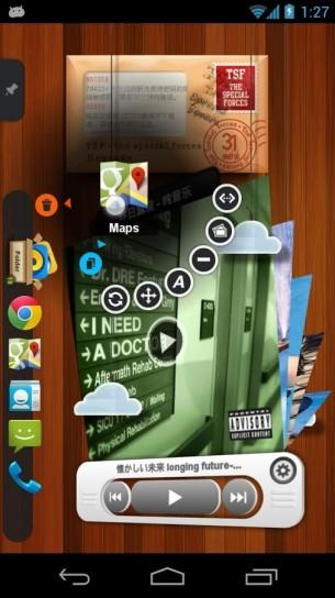 App TSF Shell