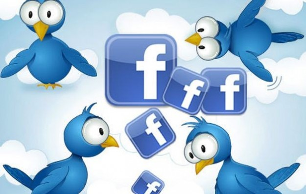 Come usare Twitter su Facebook