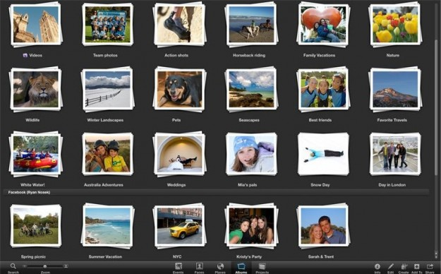 Come archiviare foto su Mac