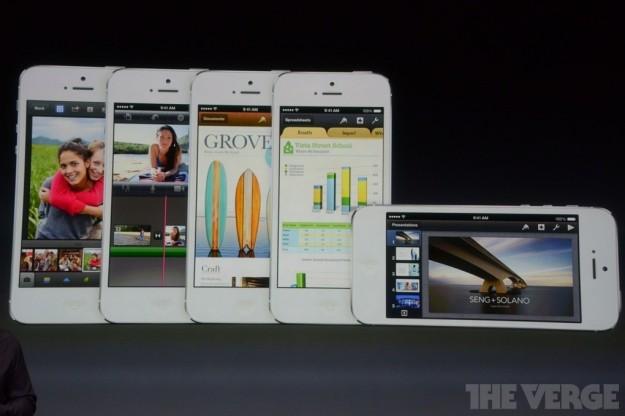 Schermate di iOS 7