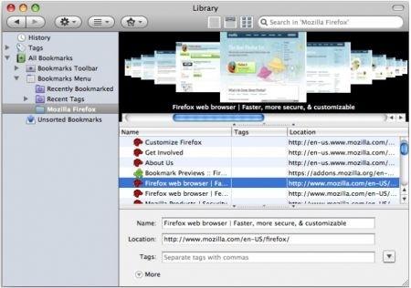 Extend Firefox 3