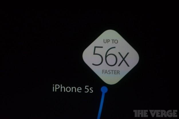 Grafica 56 volte più veloce