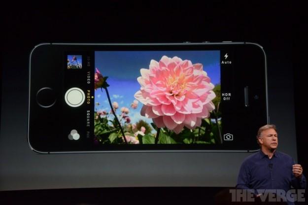 Foto su iPhone 5S