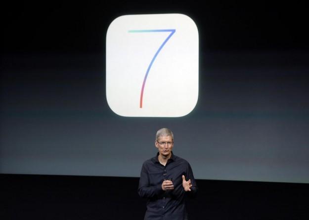 Presentazione di iOS 7