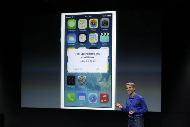Nuovo iOS 7 di Apple