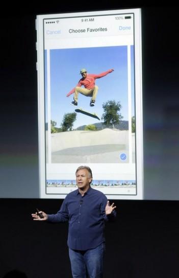 Alcune caratteristiche di iOS 7