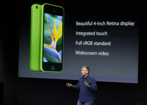 Fotocamera di iPhone 5C