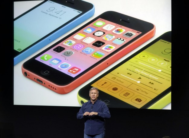 iPhone 5C di diversi colori