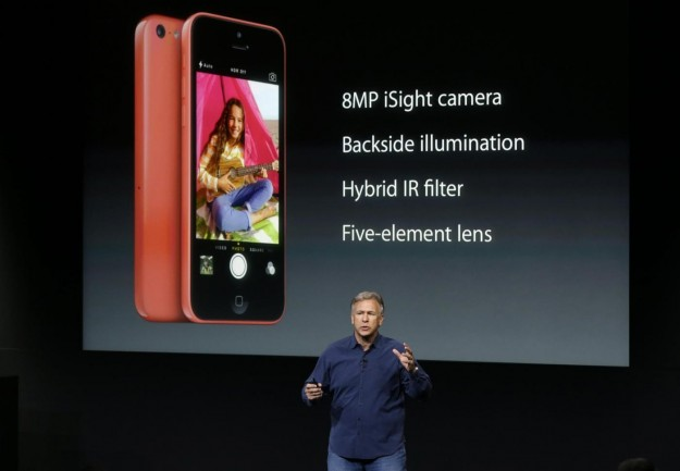 Dettagli su iPhone 5C