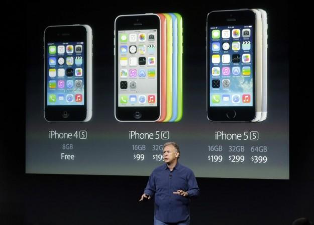 Prezzi dei nuovi iPhone