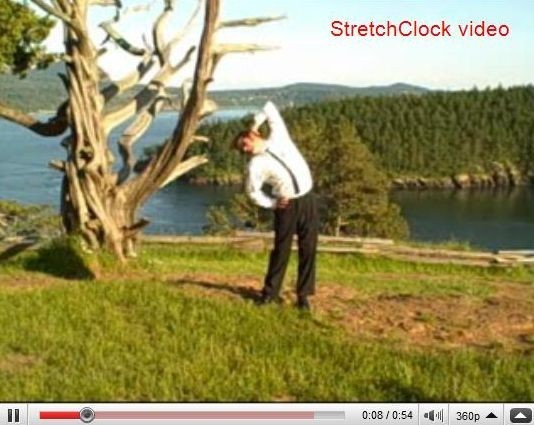StretchClock Break Reminder