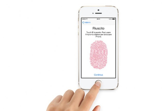 Touch ID di iPhone 5S