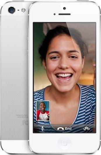 FaceTime audio iOS 7