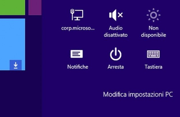 Notifiche in Windows 8.1