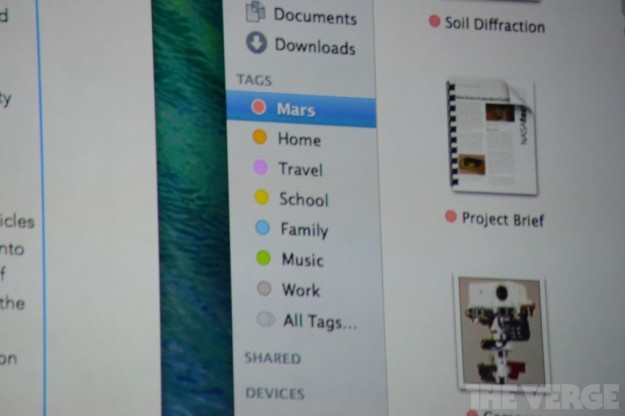 iBooks su OS X Mavericks