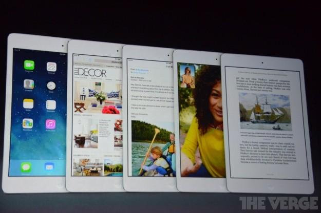 I nuovi tablet